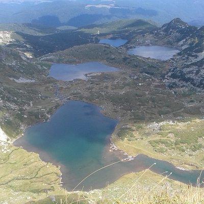7Rila Lakes