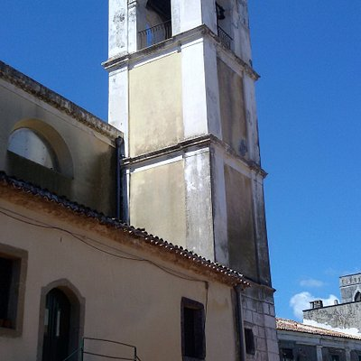 Chiesa di Sant'Egidio Abate - Linguaglossa.