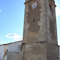 Torre do relógio.