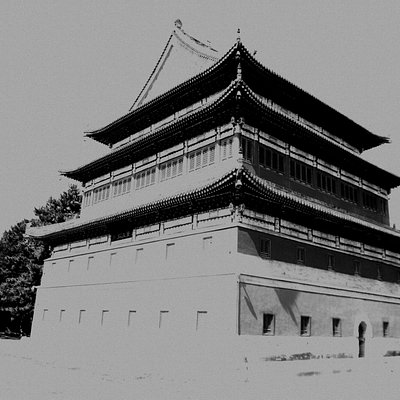 Change, Temple Anyuan