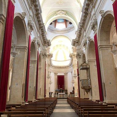 Chiesa Madre San Nicolò. Parrocchia San Sebastiano