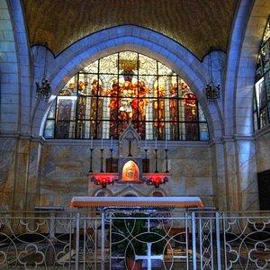 Fragelation chapel