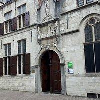Maagdenhuis Antwerpen voorzijde 20180626
