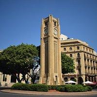 Place de l'Etoile with the Rolex Clock Tower