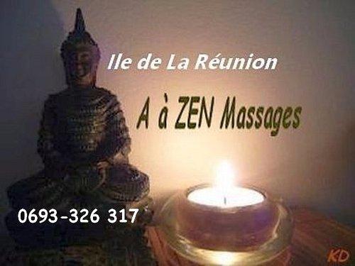 Au très grand plaisir de vous accueillir : 0693-326 317. Visitez mon site : www.aazenmassages.co