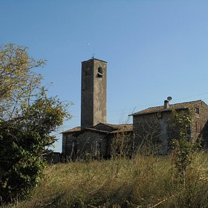 esterno della chiesa San Zeno di Rivoltella