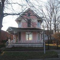 Charles Nash home, Flint, MI