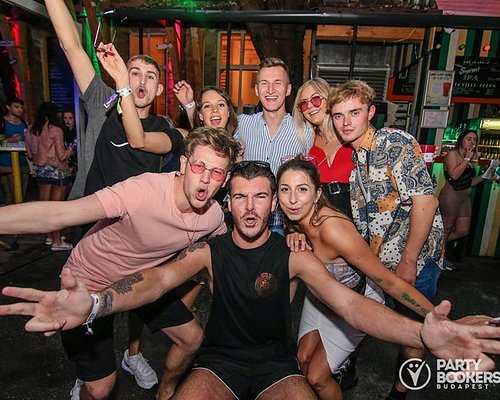 Meet loads of like-minded travelers looking to party!