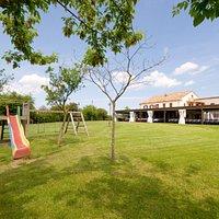Giardino e Giochi per bambini