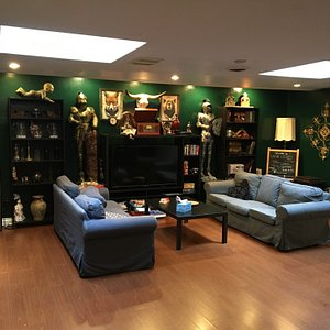 Lobby / Hangout space