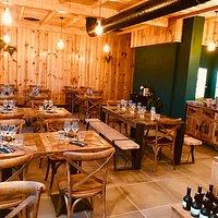 restaurant traiteur épicerie fine l'atelier de fran  saint Georges d'orques