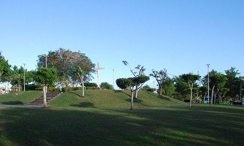 Le Parc du Calvaire au Gosier
