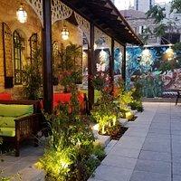 AlRiad Ramallah (Garden Oasis) - Tapas and Lounge.
