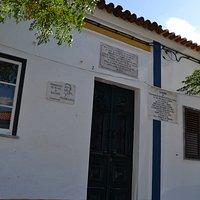 Casa do nascimento de Fialho de Almeida.