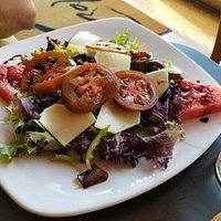 Kumato Tomato Salad
