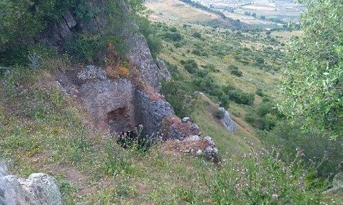Vistas y ruinas
