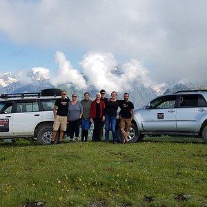 Expert Guides in Svaneti