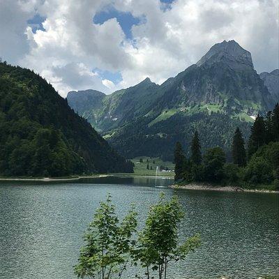 Blick über den Obersee