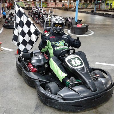 Let's Race, Faster Karts are More FUN!