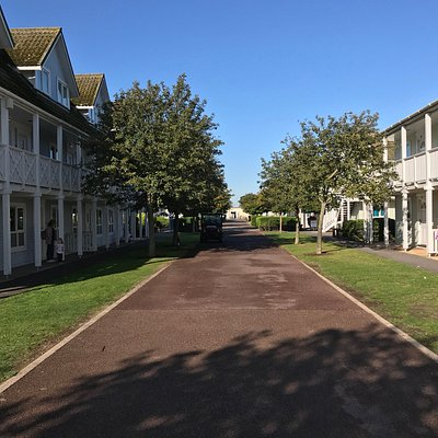 Fairground Apartments Butlin's Skegness