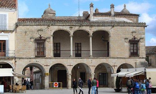 Palacio de los Orellana Toledo | Trujillo, Extremadura, Spain