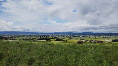 201808のどかな田園風景