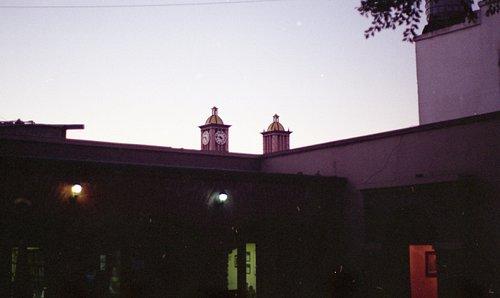 La catedral desde el patio