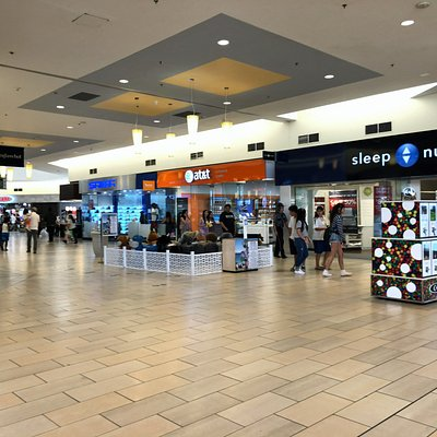 Safe and clean mall