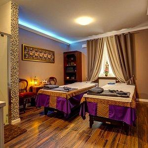 Tajskie Spa Bemowo pokój dla par