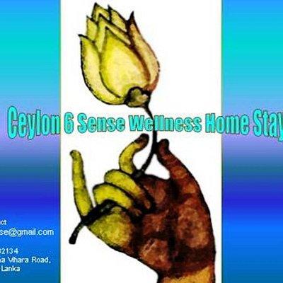 Ceylon 6 Sense Wellness Home Stay