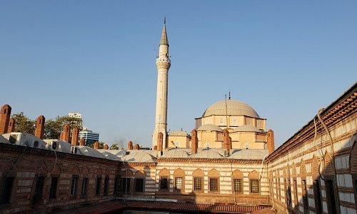 Kızlarağası Hanı, Konak, İzmir