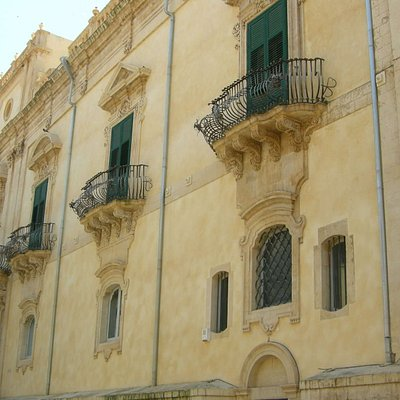 Facciata Palazzo Trigona