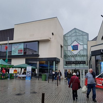 City Square Shopping Centre, Waterford