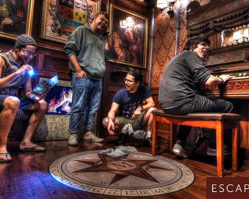 Mansion Murder Game Room