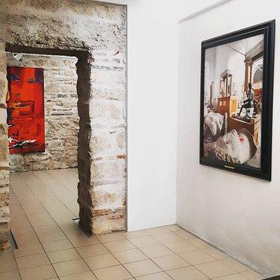 """Mauro Fiorese """"Treasure Rooms del Museo Archeologico Nazionale - Napoli, 2015"""""""