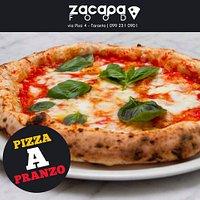 Pizza a Pranzo.