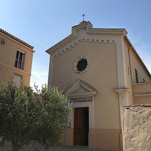 Église Saint Pierre Du Brusc