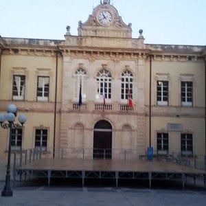 Palazzo Comunale Giorgio La Pira - Pozzallo