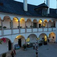 Restaurant Seeschloss Orth