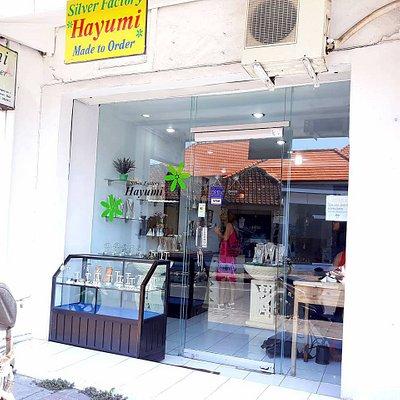 hayumi silver shop