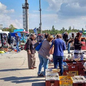 Terminal Zizkov is a place where you can buy and sell in friendly atmosphere. Opened every weeke