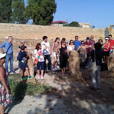 Il resti del Tempio di Iside....Sapete dov'è????