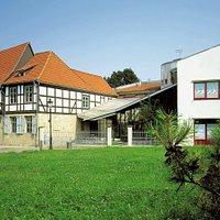 Erster Museumsneubau d. neuen Bundesländer – Anbau Gleimhaus – 1995 eröffnet (Foto: U. Schrader)