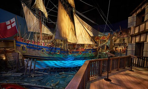 Explore our renewed Nonsuch Gallery! Image: © Manitoba Museum/Ian McCausland