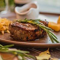 Delicious Fillet Steak