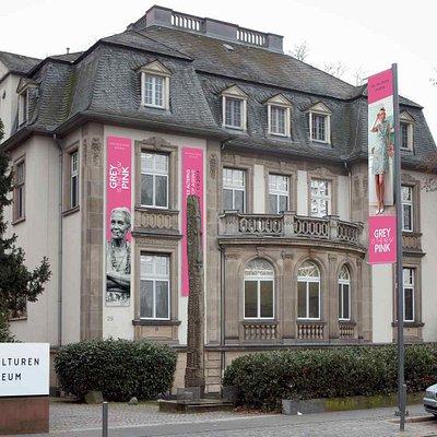 Weltkulturen Museum.