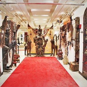 Bronze Kingdom Grand Entrance