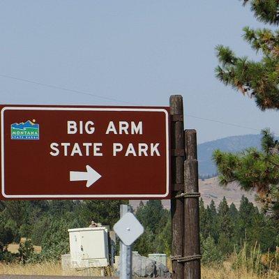Big Arm State Park, Montana
