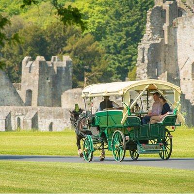 Enchanted Manor Tour