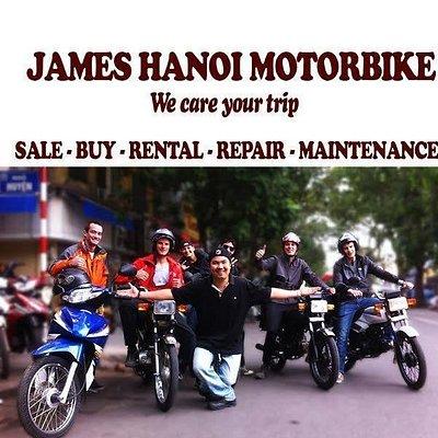 The best Motorbikes in Hanoi
